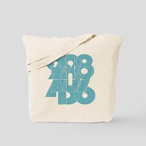 nvy-ss_cnumber Tote Bag