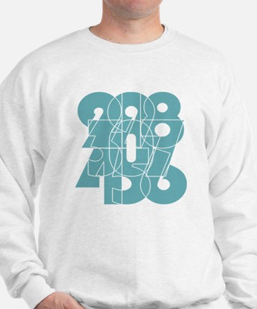 nvy-ss_cnumber Sweatshirt