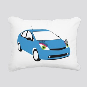 Franny  Rectangular Canvas Pillow