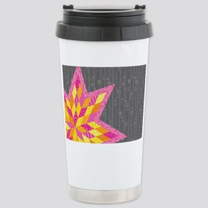 Morgan's Star Stainless Steel Travel Mug