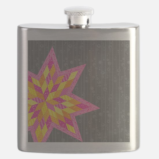 Morgan's Star Flask