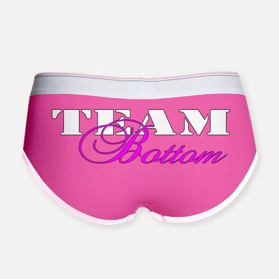 Team Bottom Women's Boy Brief