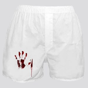 The Red Hand Boxer Shorts
