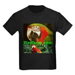 Birdfarm Kids Dark T-Shirt