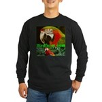 Birdfarm Long Sleeve Dark T-Shirt