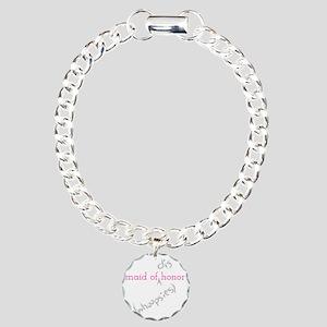 Maid of (Dis)honor Whoop Charm Bracelet, One Charm