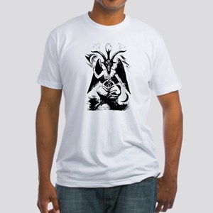 Baphomet Fitted T-Shirt