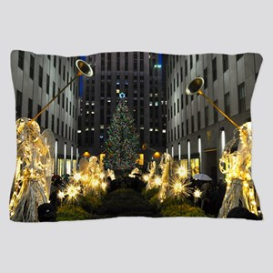 NY Holiday 13X9 Pillow Case