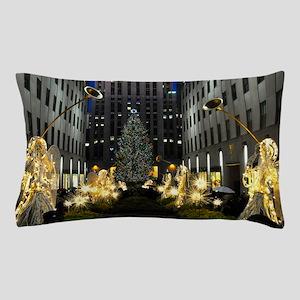 NY Holiday 13X9 Pillow Case