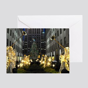 NY Holiday 13X9 Greeting Card