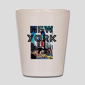 NewYork_12x12_TimesSquare Shot Glass
