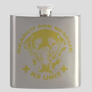 K9 UNIT Flask