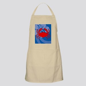 Crab Stadium Blanket Apron