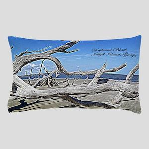 Driftwood Beach Pillow Case