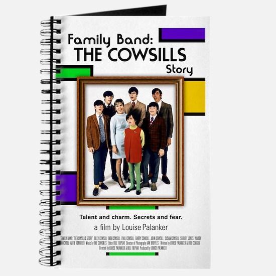 Family Band Full Move Poster Journal