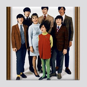 Cowsills Photo Tile Coaster