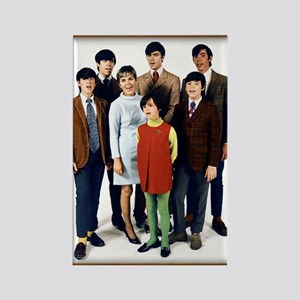 Cowsills Photo Rectangle Magnet
