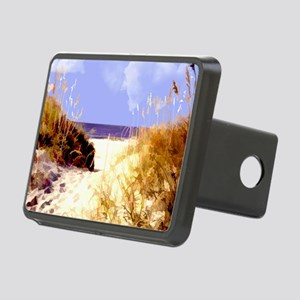A Peek Through the Dunes t Rectangular Hitch Cover