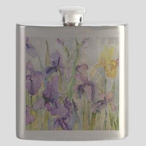 Romantic Ruffles Flask