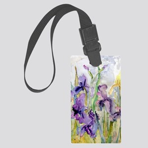 Romantic Ruffles Large Luggage Tag