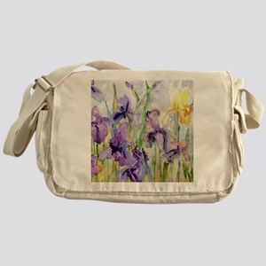 Romantic Ruffles Messenger Bag