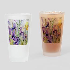 Romantic Ruffles Drinking Glass