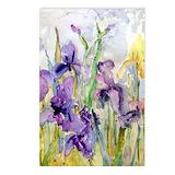 Iris Postcards