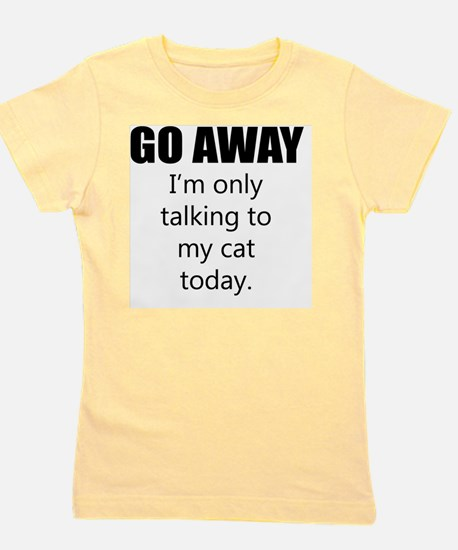 Go Away Girl's Tee