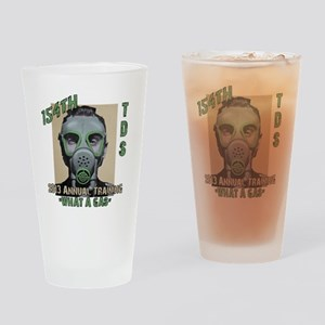 2013 Annual Training Drinking Glass