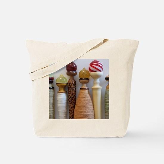 spindles_bristlecone Tote Bag