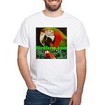Birdfarm White T-Shirt
