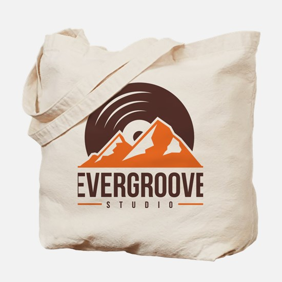 Evergroove Logo PNG Tote Bag
