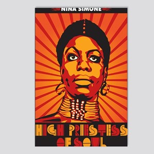 High Priestess of Soul Po Postcards (Package of 8)