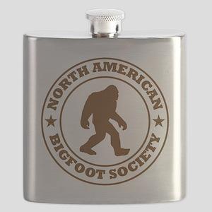 NABS brown Flask