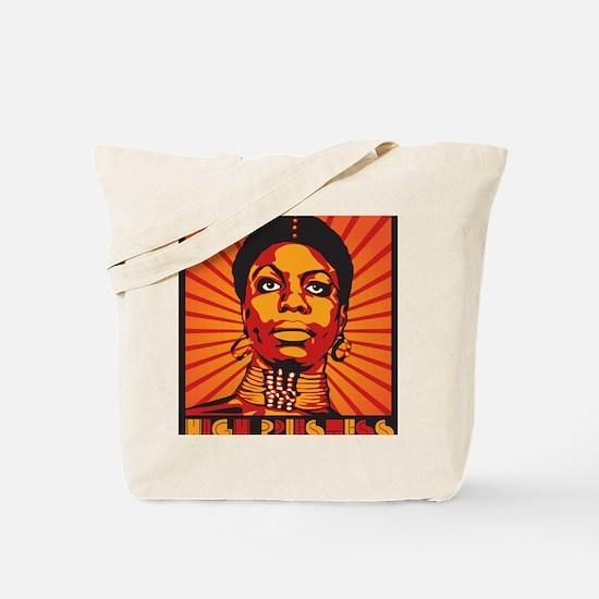 High Priestess of Soul Framed Print Tote Bag