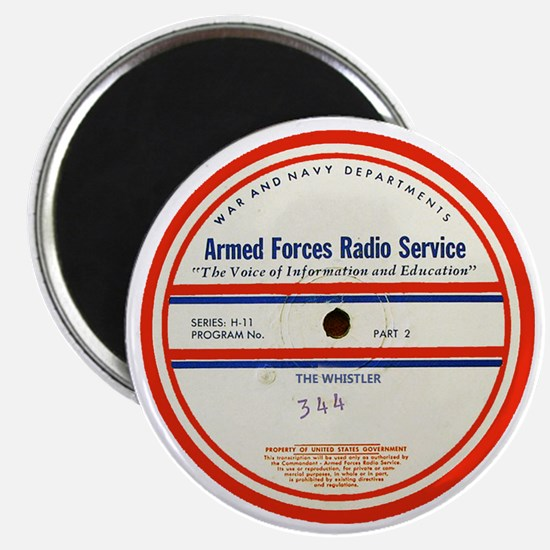 Armed Forces Radio Service Magnet