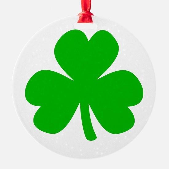 Three Leaf Clover Ornament