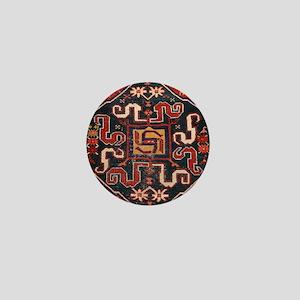 Cloudband Rug Medallion Mini Button