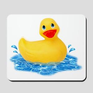 rubber duck Mousepad