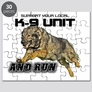 Support you local K9 Unit Puzzle