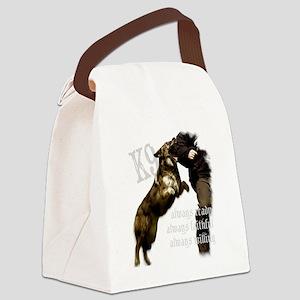 K9 Always ready Canvas Lunch Bag