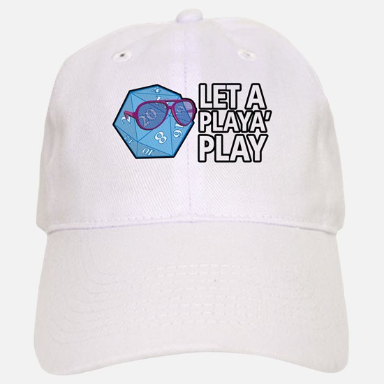 D20 Playa Baseball Baseball Baseball Cap