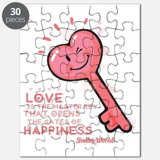 key smiley Puzzle