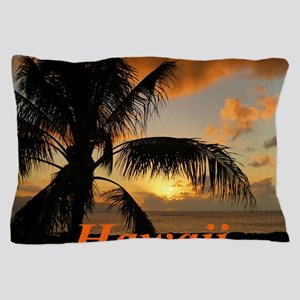 Sunset North Shore Oahu Pillow Case