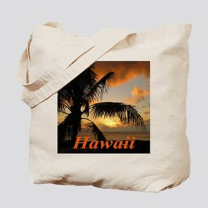 Sunset North Shore Oahu Tote Bag