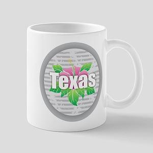Texas Hibiscus Mugs
