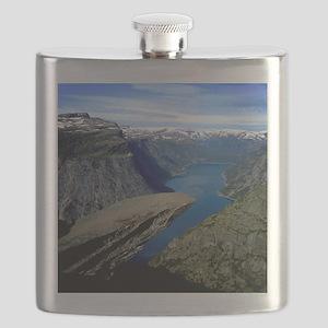 Trolltunga (Troll toungue) Flask