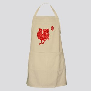 Asian Rooster Apron