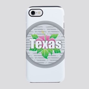 Texas Hibiscus iPhone 7 Tough Case