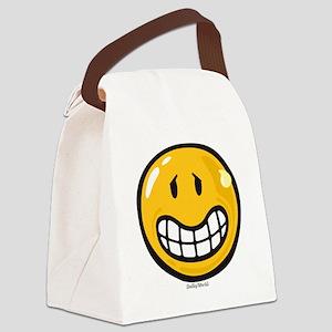 Nervousness Canvas Lunch Bag